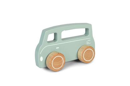 Holz Van