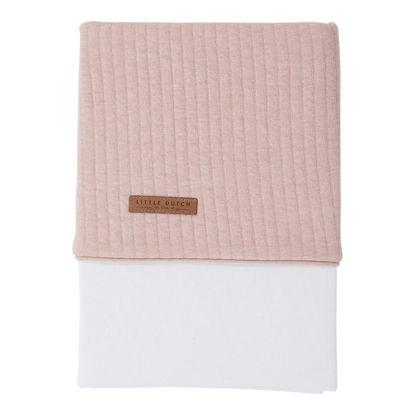 Stubenwagen Bezug - Pure Pink