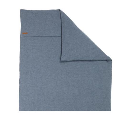 Kissenbezug 80x80 - Pure Blue