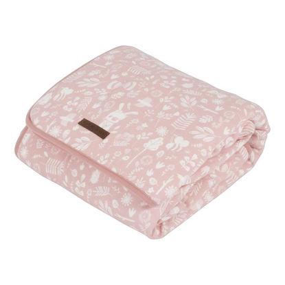 Softe Baby & Kinderdecke - Adventure Pink