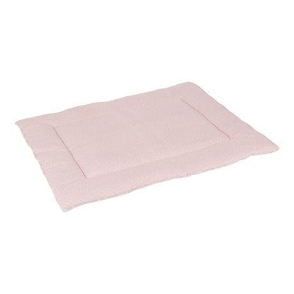 Laufgittereinlage & Krabbeldecke 80 x 100 - Adventure Pink