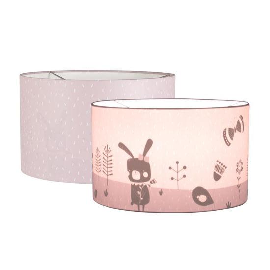 Hängelampe silhouette - pink sprinkles