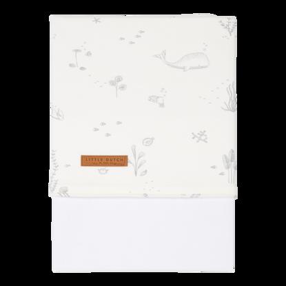 Bettlaken - Ocean White