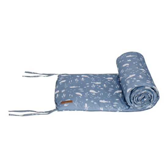 Babybett Nestchen - Ocean Blue