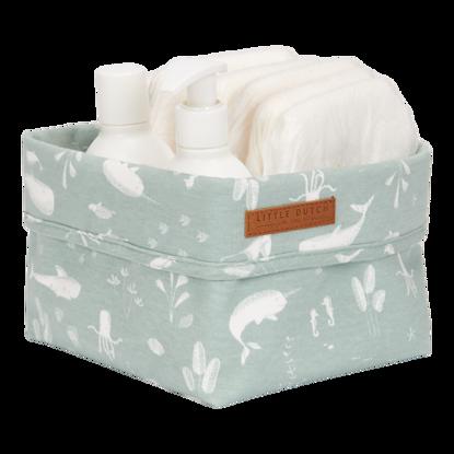 Baby Aufbewahrungsbox, klein - Ocean Mint