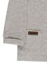 Bild von Baby-Wickelshirt melange grau - 62