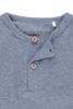 Bild von Tshirt langen Ärmeln melange blau - 56