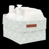 Bild von Baby Aufbewahrungsbox, klein - Lily Leaves Mint