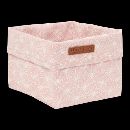 Bild von Baby Aufbewahrungsbox, klein - Lily Leaves Pink