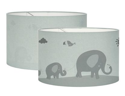 Bild von Hängelampe Silhouette - zoo mint