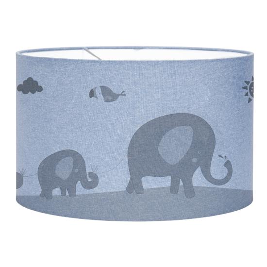 Bild von Hängelampe Silhouette - zoo blue