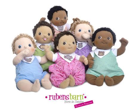 Bild für Kategorie Rubens Baby