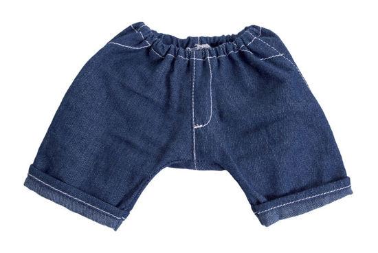 Bild von Blue Jeans in Drawstring Bag