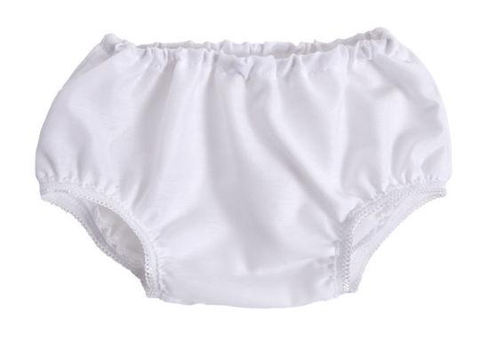 Bild von White Underpants in Drawstring Bag