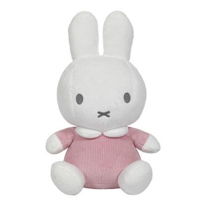 Bild von Miffy Kuscheltier 20 cm Pink baby rib