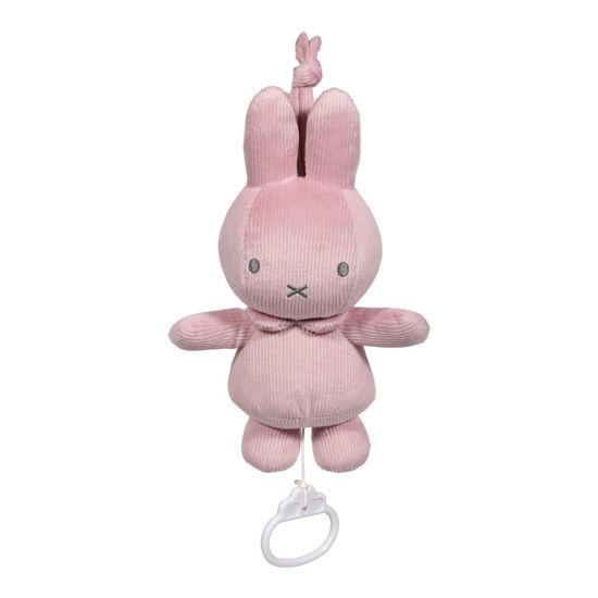 Bild von Miffy Spieluhr  Pink baby rib