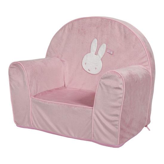 Bild von Miffy Sessel  Pink baby rib