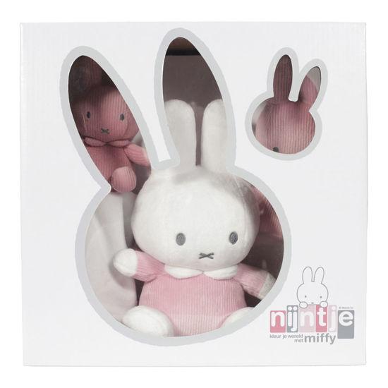 Bild von Miffy Geschenkset  Pink baby rib