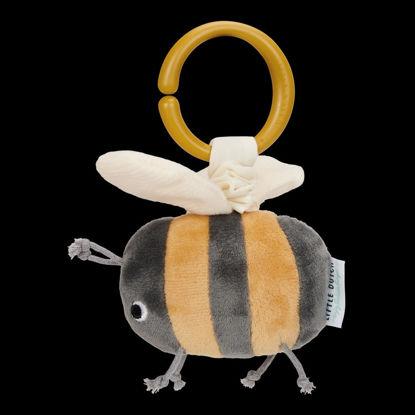 Bild von Zittertier Biene