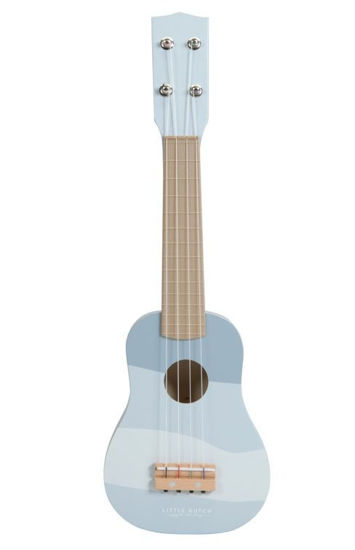 Bild von Gitarre blue