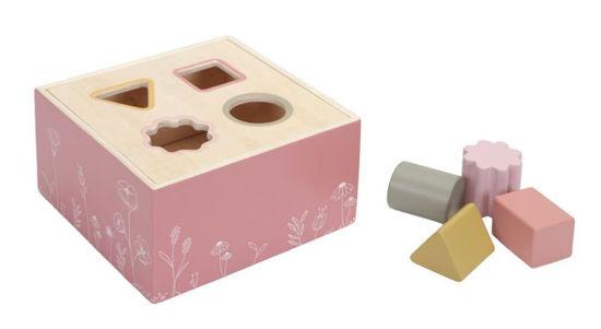 Bild von Formen-Steckspiel Flowers