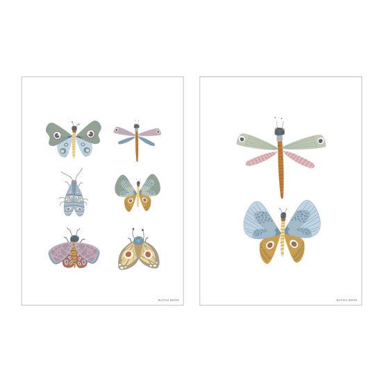 Bild von Poster Butterfly