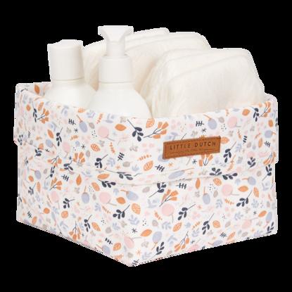 Baby Aufbewahrungsbox, klein - Spring Flowers