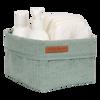 Baby Aufbewahrungsbox, klein - Pure Mint